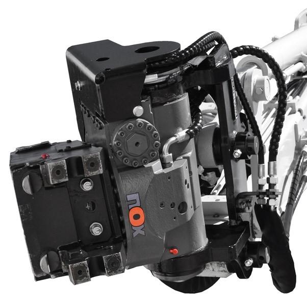 Kinshofer NOX Tiltrotators & Control Systems